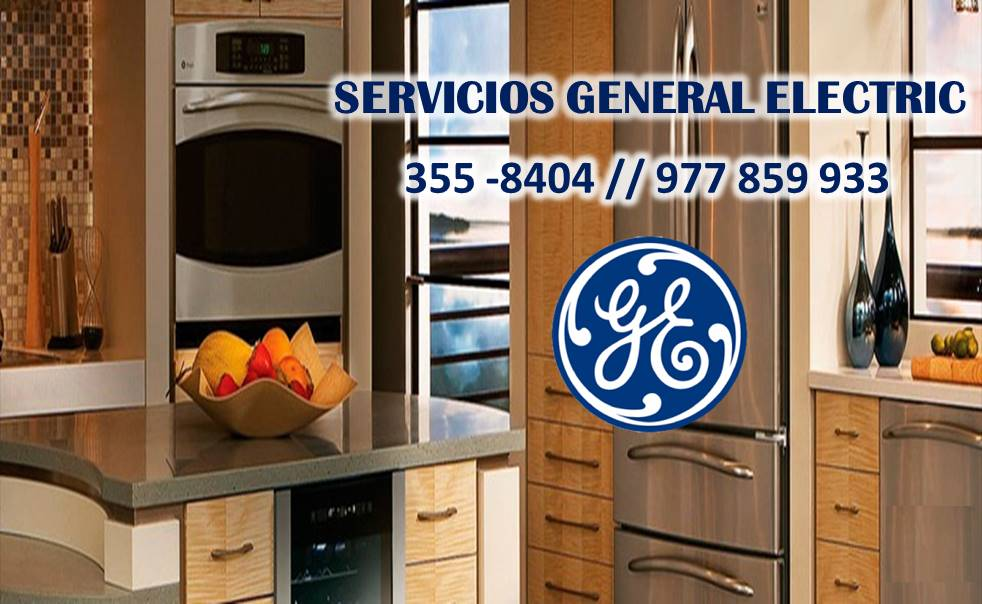 General electric servicio tecnico oficial fabulous - Servicio oficial general electric ...