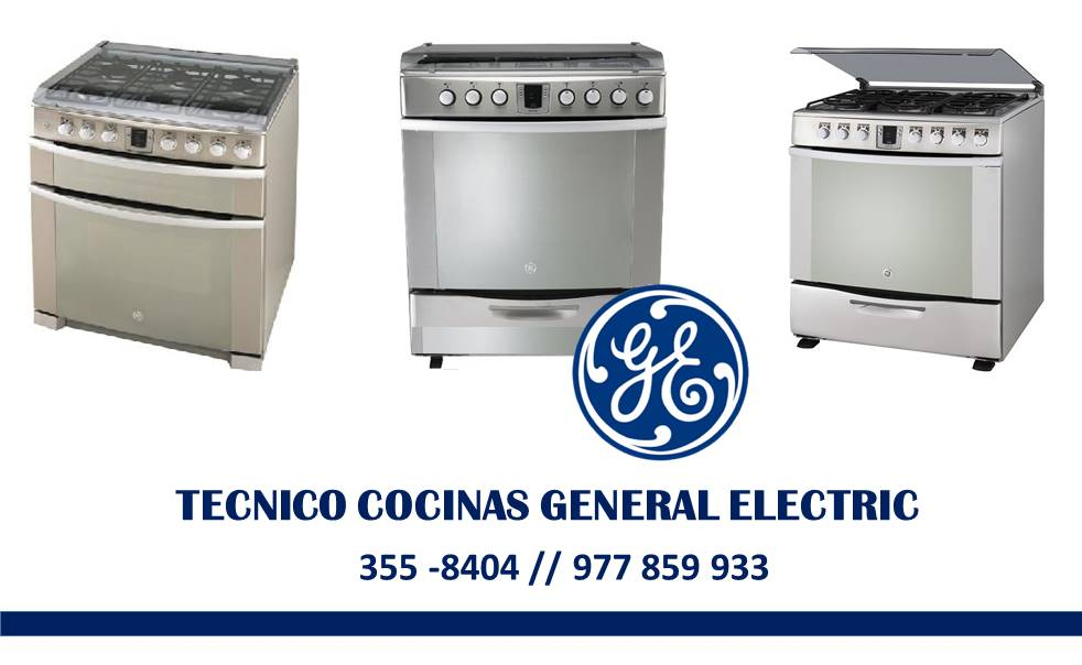 Servicio t cnico cocinas general electric en lima - Servicio tecnico de general electric ...